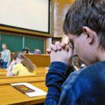 В вузы России хотят вернуть внутренние вступительные экзамены