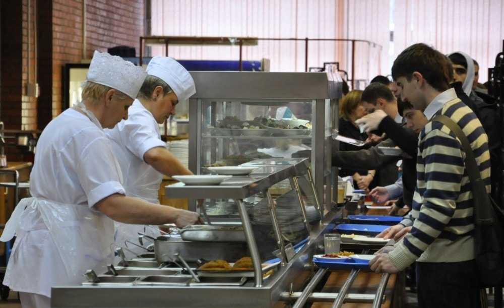 стандарт студенческого питания