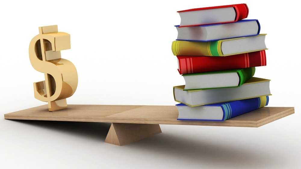 платное образование для отличников дешевле