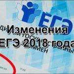 ЕГЭ-2018 дополнительные экзамены