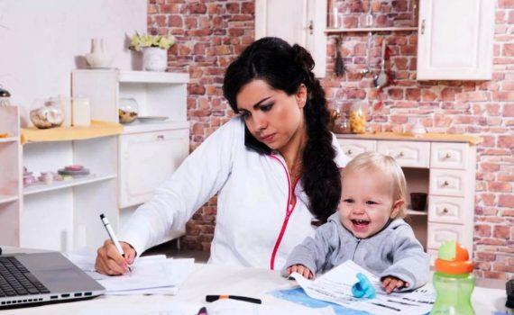 За рождение ребёнка добавят баллы к ЕГЭ