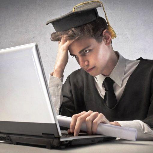 Причины безработицы выпускников вузов