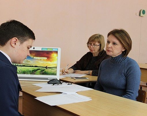 Абсолютное большинство 9-классников справились с итоговым собеседованием по русскому языку