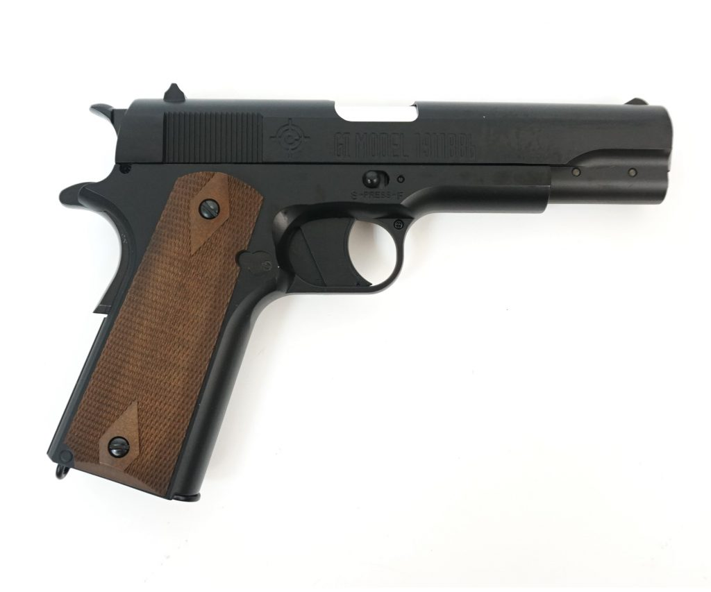 пневметический пистолет