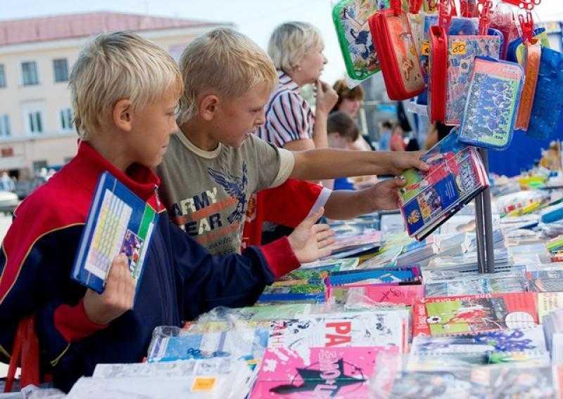 За 2 года сборы детей в школу подорожали в среднем вдвое
