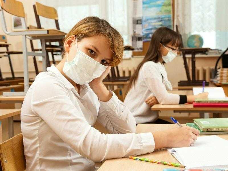 Коронавирус чума и обучение