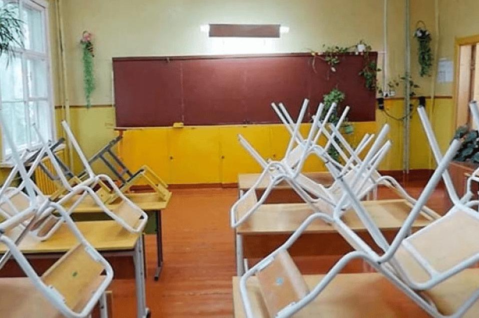 111 школ закрыты на карантин