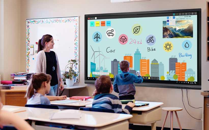 Предметную среду сделают интерактивной и развивающей