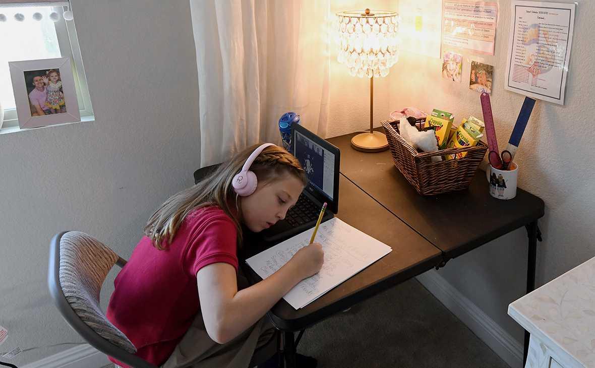 У 53% родителей школьники стали беспрецедентно отставать