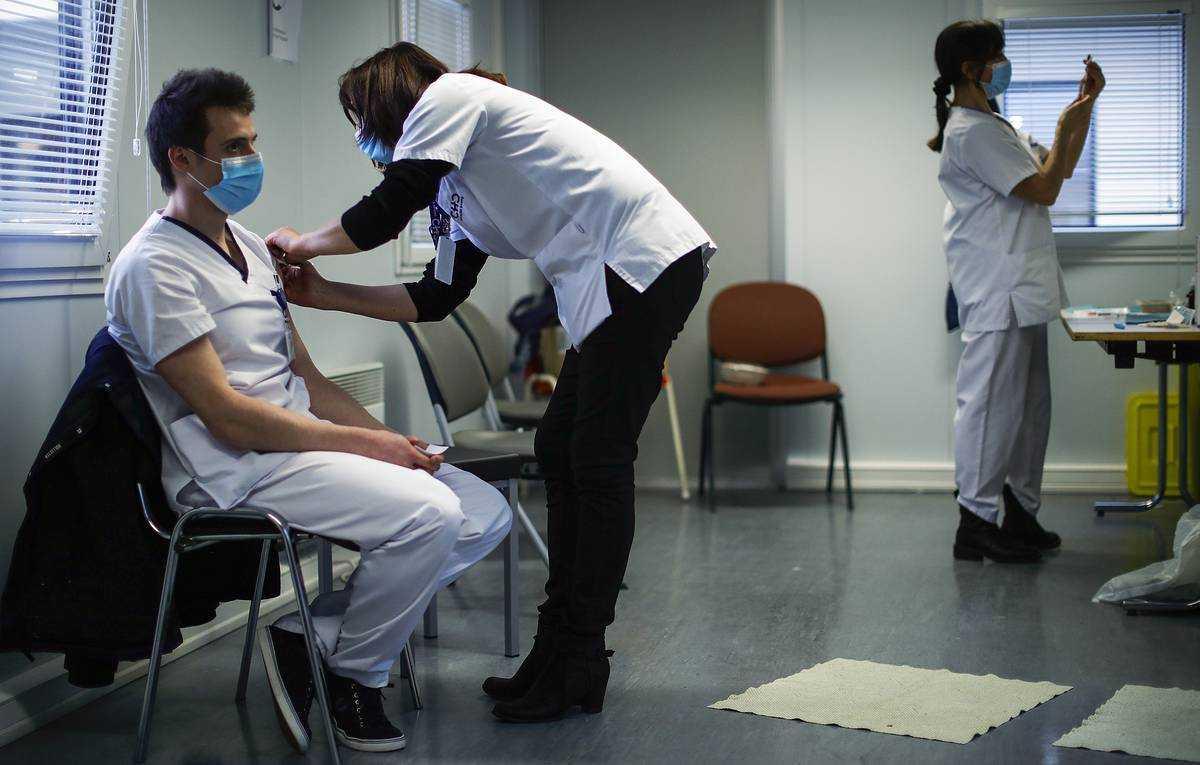 Южноафриканский штамм коронавируса в Чехии