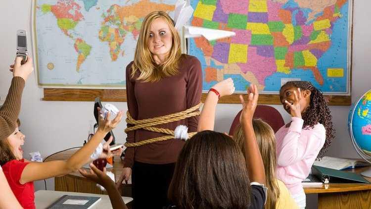 Лучшая защита от буллинга – авторитет учителя