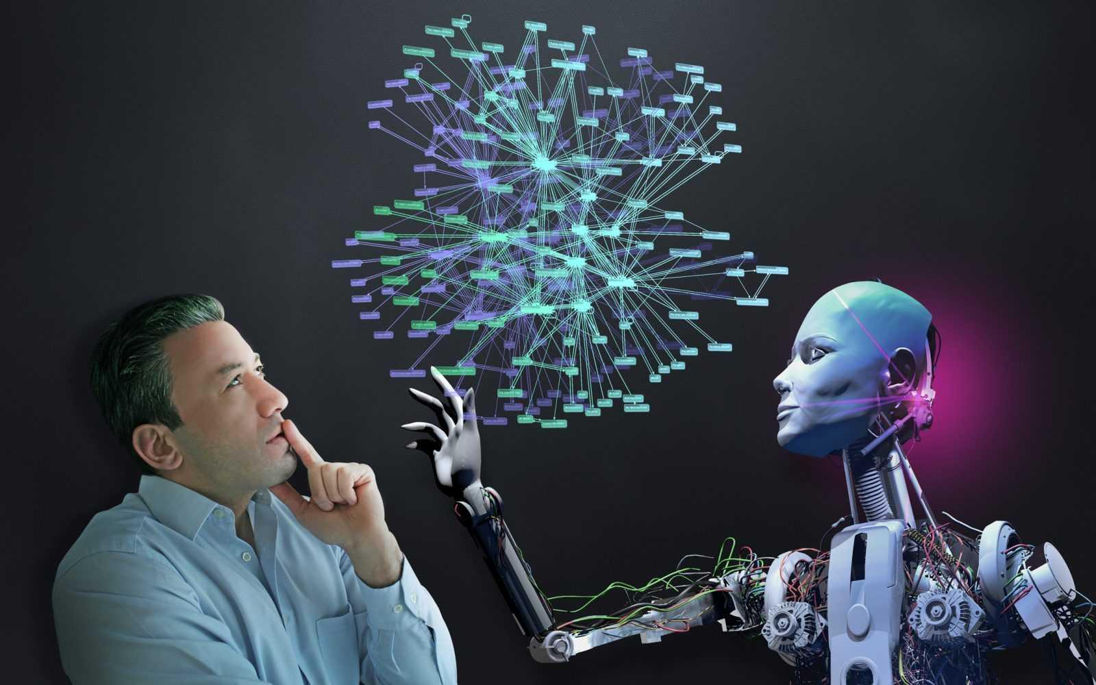 Контент к уроку будет подбирать искусственный интеллект