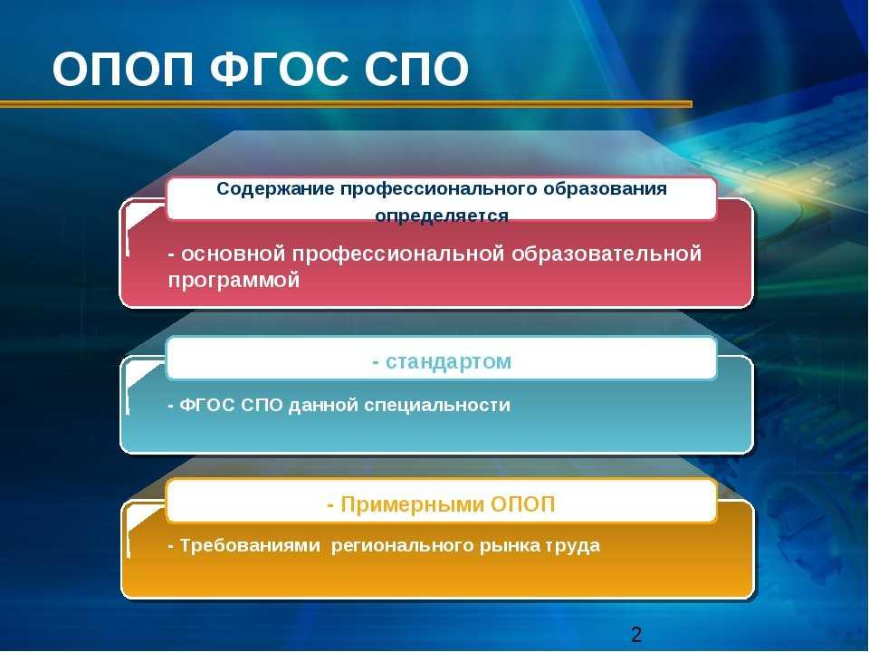 Минпросвещения обновляет структуру и содержание программ СПО