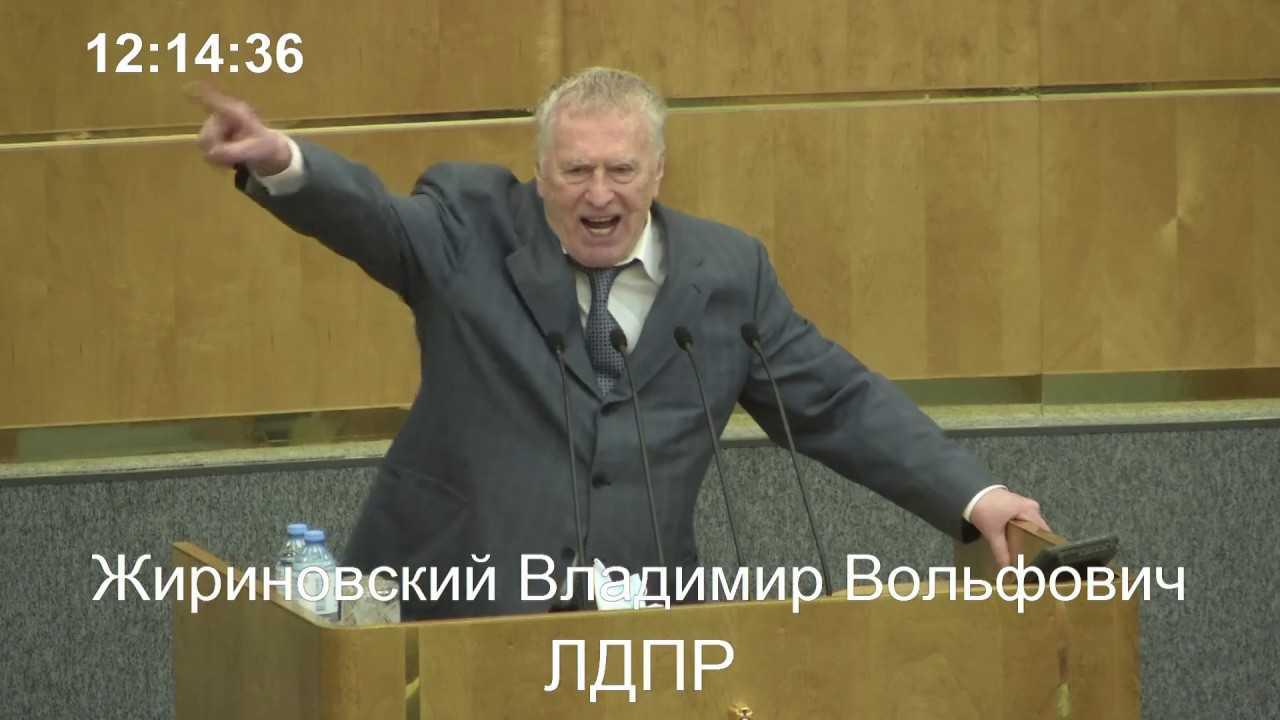 Жириновский отправляет всех невакцинированных учителей в уборщицы