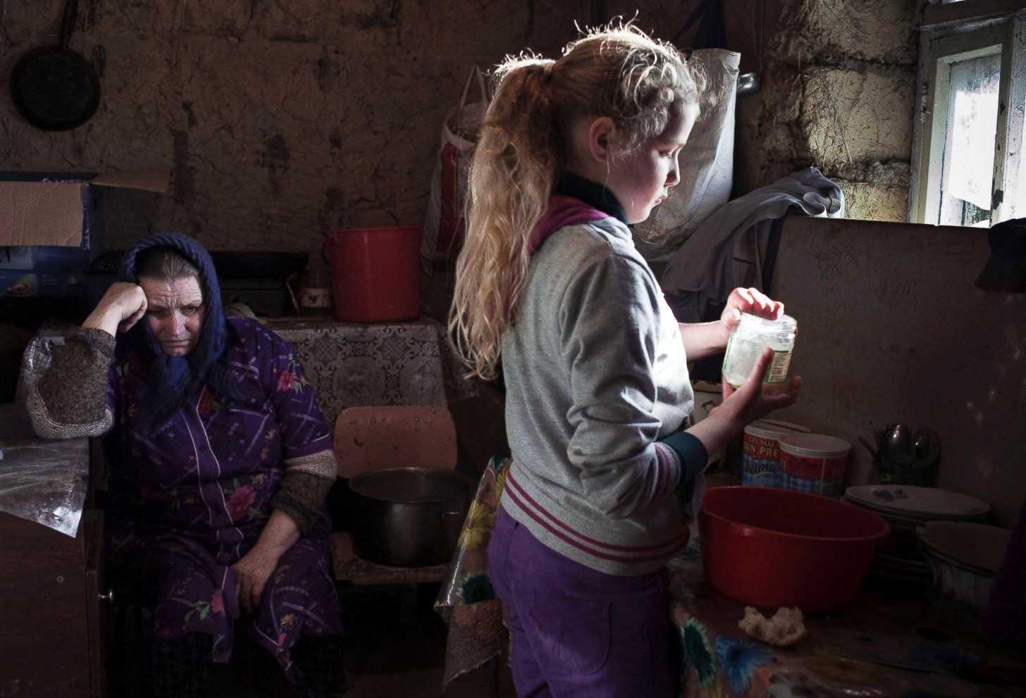 23.6% российских детей живут за чертой бедности